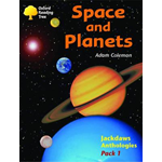 Oxford Reading Tree: Stages 8-11: Jackdaws: Pack 1: Space an (BOK)