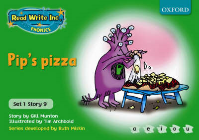 Read Write Inc. Phonics: Green Set 1 Storybooks: Mixed Pack (BOK)