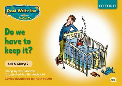 Read Write Inc. Phonics: Yellow Set 5 Storybooks: Do We Have (BOK)
