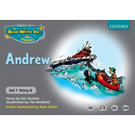 Read Write Inc. Phonics: Grey Set 7 Storybooks: Andrew (BOK)