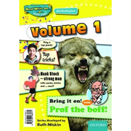 Read Write Inc.: Fresh Start Anthologies: Volume 1 (BOK)