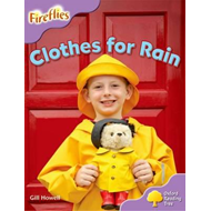 Oxford Reading Tree: Stage 1+: More Fireflies A: Clothes for Rain (BOK)