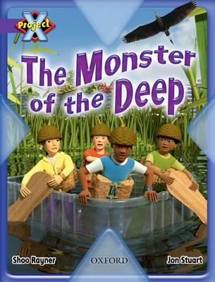 Project X: Purple: Habitat: the Monster of the Deep (BOK)
