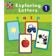 Project X: Phonics Pink: Exploring Letters 1 (BOK)