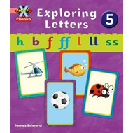 Project X: Phonics Pink: Exploring Letters 5 (BOK)