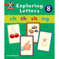 Project X Phonics: Red Exploring Letters 8 (BOK)