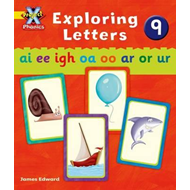 Project X Phonics: Yellow Exploring Letters 9 (BOK)
