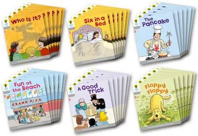 Oxford Reading Tree: Stage 1: First Words: Class Pack of 36 (BOK)