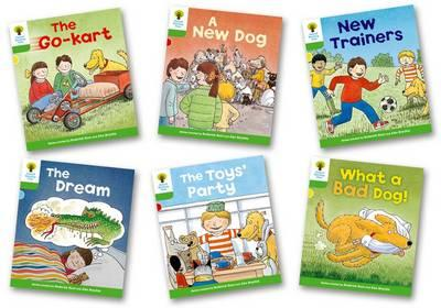 Oxford Reading Tree: Stage 2: Stories: Pack of 6 (BOK)