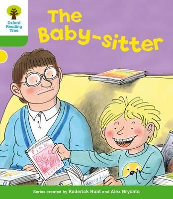 Oxford Reading Tree: Level 2: More Stories A: The Baby-sitte (BOK)
