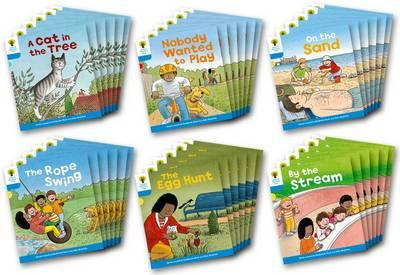 Oxford Reading Tree: Level 3: Stories: Class Pack of 36 (BOK)