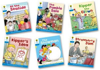 Oxford Reading Tree: Stage 3: More Stories A: Pack of 6 (BOK)