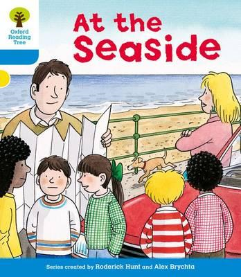 Oxford Reading Tree: Level 3: More Stories A: at the Seaside (BOK)