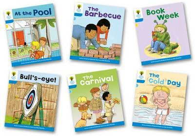Oxford Reading Tree: Level 3: More Stories B: Pack of 6 (BOK)