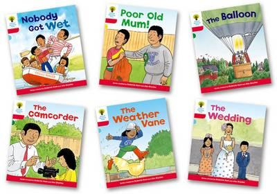 Oxford Reading Tree: Stage 4: More Stories A: Pack of 6 (BOK)