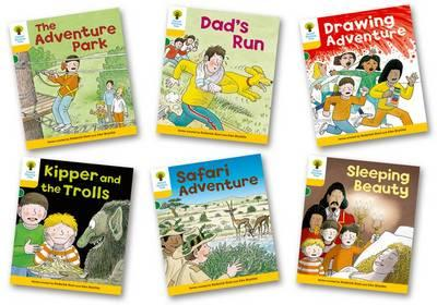 Oxford Reading Tree: Stage 5: More Stories C: Pack of 6 (BOK)