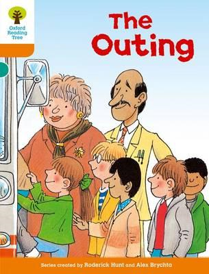 Oxford Reading Tree: Level 6: Stories: The Outing (BOK)