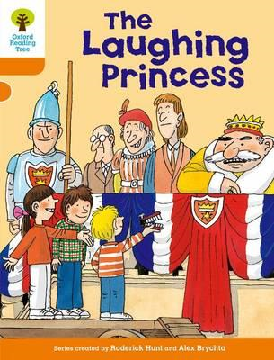 Oxford Reading Tree: Level 6: More Stories A: The Laughing P (BOK)
