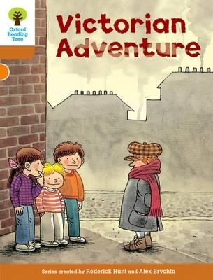 Oxford Reading Tree: Level 8: Stories: Victorian Adventure (BOK)