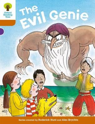 Oxford Reading Tree: Level 8: More Stories: The Evil Genie (BOK)