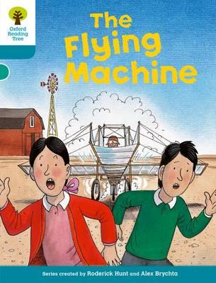 Oxford Reading Tree: Level 9: More Stories A: The Flying Mac (BOK)
