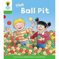 Oxford Reading Tree: Level 2: Decode and Develop: The Ball Pit (BOK)