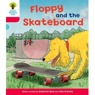 Oxford Reading Tree: Level 4: Decode and Develop Floppy and the Skateboard (BOK)