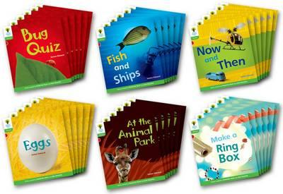 Oxford Reading Tree: Level 2: Floppy's Phonics Non-Fiction: (BOK)