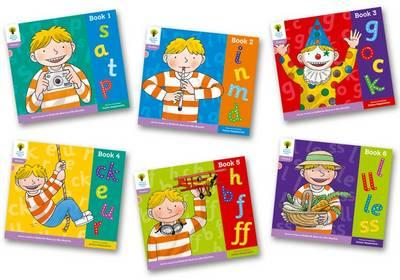Oxford Reading Tree: Level 1+: Floppy's Phonics: Sounds and (BOK)