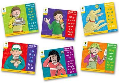 Oxford Reading Tree: Level 5: Floppy's Phonics: Sounds and L (BOK)
