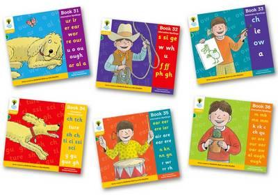 Oxford Reading Tree: Level 5a: Floppy's Phonics: Sounds and (BOK)