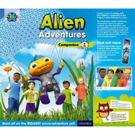 Project X: Alien Adventures: Series Companion 1: Reception - Year 1/P1-2 Single (BOK)