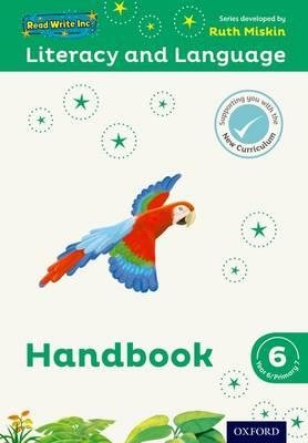 Read Write Inc.: Literacy & Language: Year 6 Teaching Handbo (BOK)