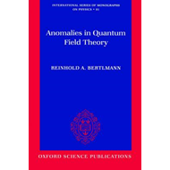 Anomalies in Quantum Field Theory (BOK)