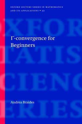Gamma-Convergence for Beginners (BOK)