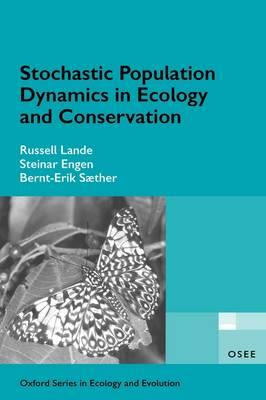 Stochastic Population Dynamics in Ecology and Conservation: An Introduction (BOK)