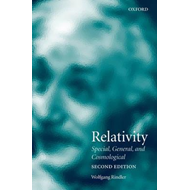 Relativity: Special, General, and Cosmological (BOK)