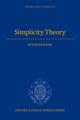 Simplicity Theory (BOK)