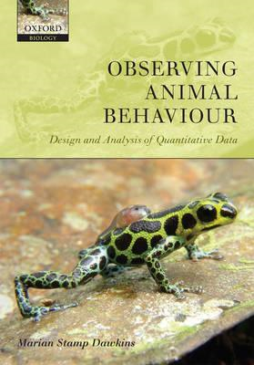 Observing Animal Behaviour (BOK)