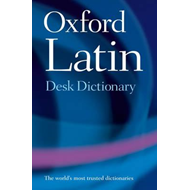 Oxford Latin Desk Dictionary (BOK)