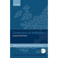 Governance of Addictions: European Public Policies (BOK)