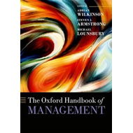Oxford Handbook of Management (BOK)