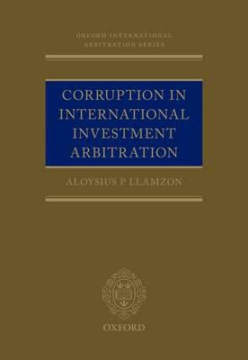 Corruption in International Investment Arbitration (BOK)