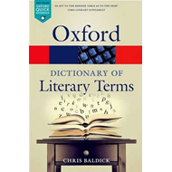 Oxford Dictionary of Literary Terms (BOK)