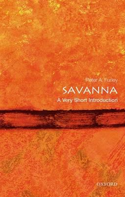 Savannas: A Very Short Introduction (BOK)