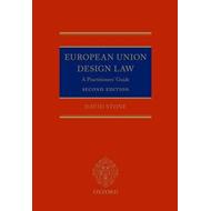 European Union Design Law (BOK)