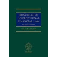 Principles of International Financial Law (BOK)