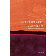 Shakespeare's Comedies: A Very Short Introduction (BOK)