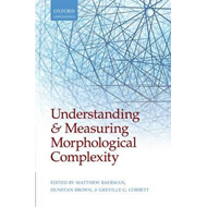 Understanding and Measuring Morphological Complexity (BOK)
