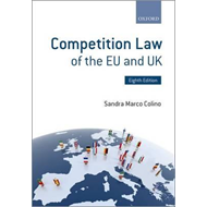 Competition Law of the EU and UK (BOK)